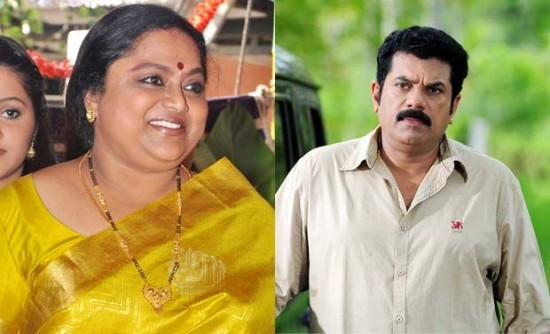 Actor Mukesh And Actress Saritha Divorce Pictures