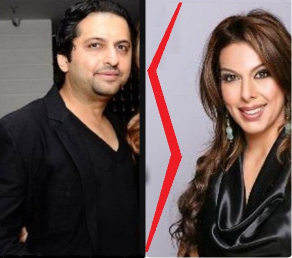 Pooja Bedi And Farhan Furniturewalla Divorce Photos