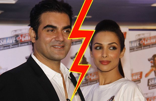 Arbaaz Khan And Malaika Arora Got Splitted