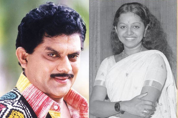 Jagathy Sreekumar And Mallika Got Splitted