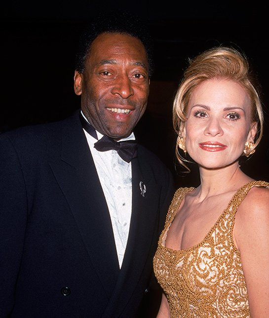 Pele And Assiria Lemos Seixas Got Divorced