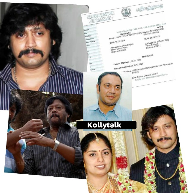 Prashanth And Grahalakshmi Got Divorced