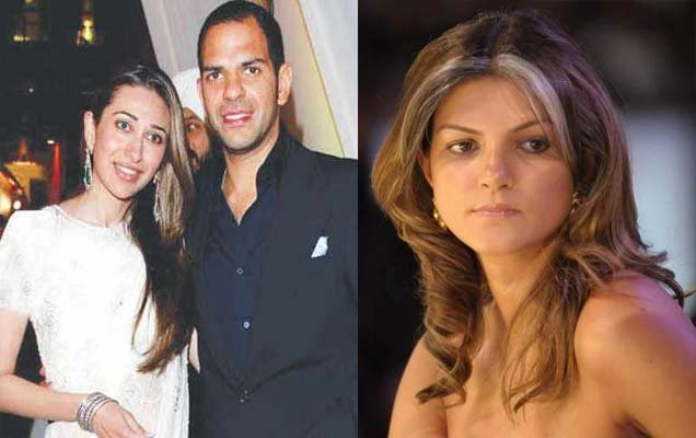 Sanjay Kapur And Nandita Mahtani Divorce Pics