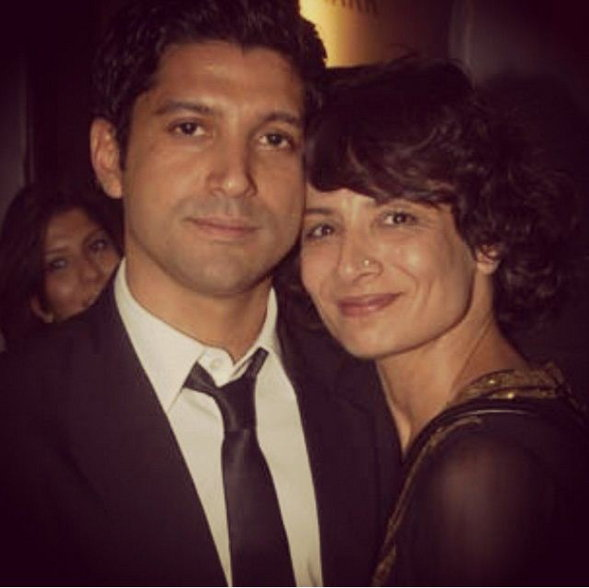 Farhan Akhtar And Adhuna Bhabani Are Now Officially Divorced After 15 Years Of Marriage
