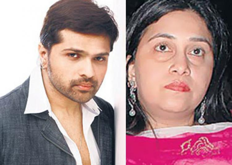 Singer Himesh Reshammiya And Wife Komal Divorce Photos