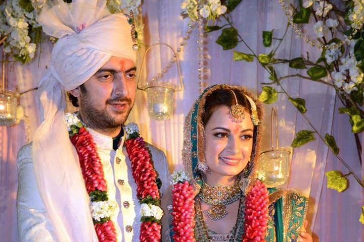 Dia Mirza Announces Divorce After Five Years Of Marriage