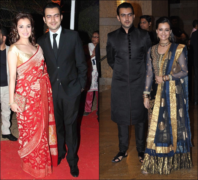 Bollywood Actor Dia Mirza Announces Divorce After Five Years Of Marriage