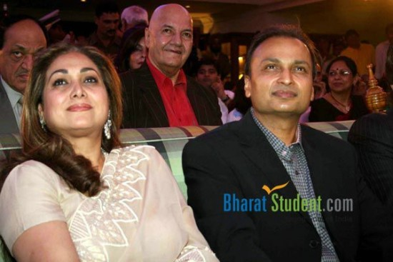 Tina  Marriage  With Anil Ambani