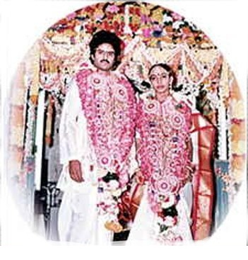 BalaKrishna Vasundhara Marriage Photos