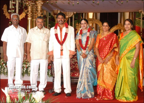 Swathi And Nandamuri Kalyan Ram Wedding Photos