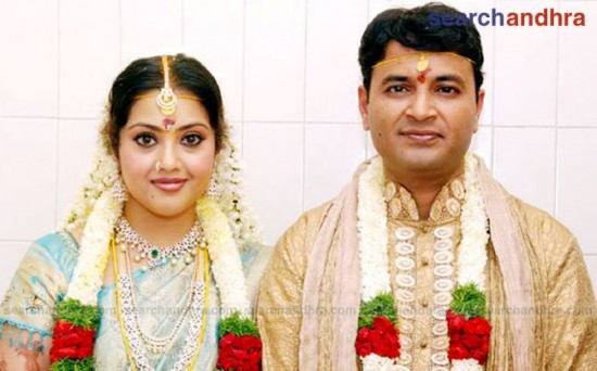 Vidyasagar And Meena Wedding Photos
