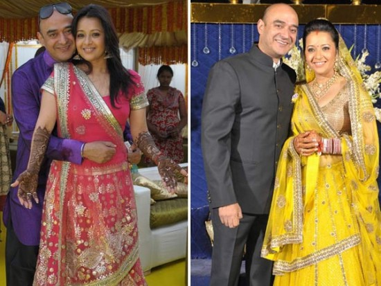 Shiv Karan Singh Marriage With Reema Sen