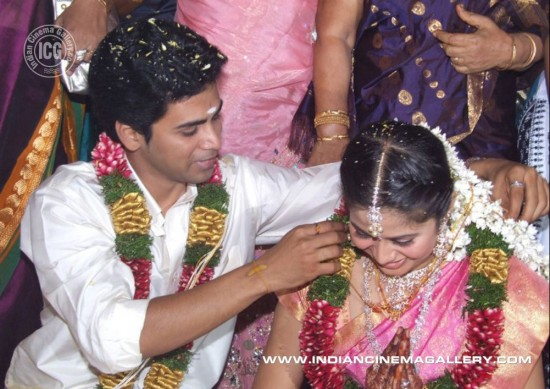 Krish Marriage With Sangeetha