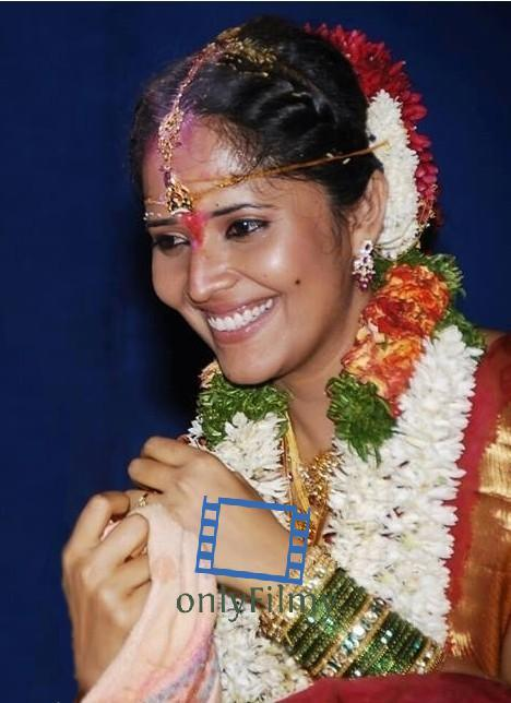 Anchor Anasuya Marriage Photos