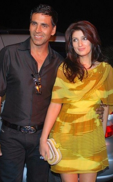 Twinkle Khanna And Akshay Kumar Wedding Video