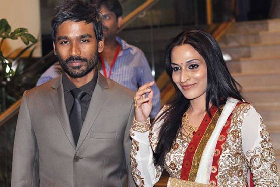 Aishwarya And Dhanush Wedding Photos