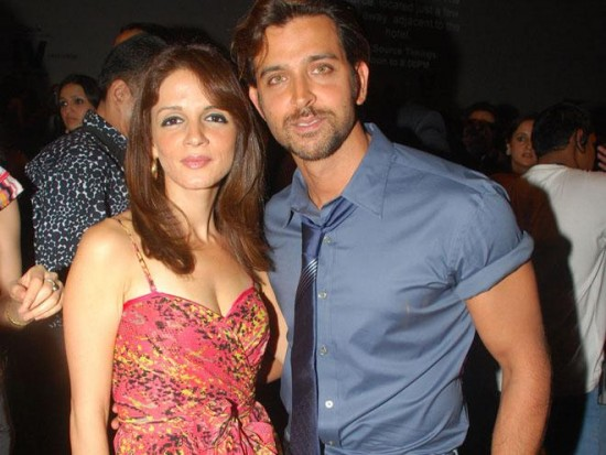 Hrithik Roshan And Suzanne Khan Wedding Photos