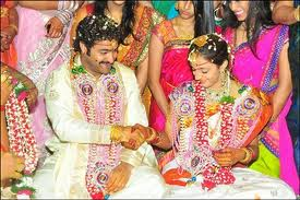 Jr NTR Marriage With Lakshmi Pranathi Photos