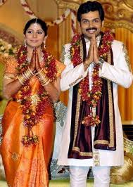Actor Karthi Weds Ranjani Marriage Photos
