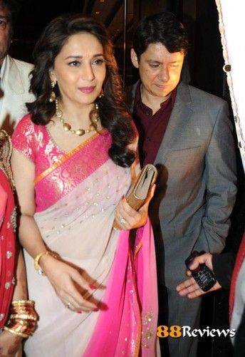 Madhuri Dixit Married To Shriram Madhav Nene