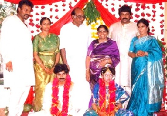 Pawan Kalyan First Marriage With Nandini Pics