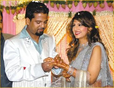 Indran Pathmanathan And Rambha Wedding Photos
