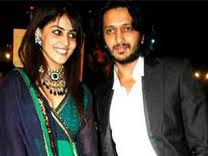 Ritesh Deshmukh And Genelia D Souza Marriage Photos