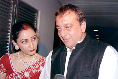 Sanjay Dutt And Manyata Marriage Pictures