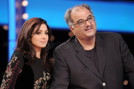 Actress Sridevi And Boney Kapoor Marriage Pictures
