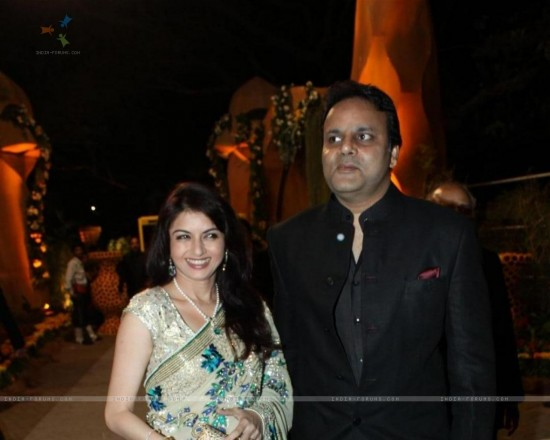 Bhagyashree Marriage With Himalaya