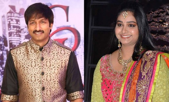 Gopichand And Reshma Marriage Photos