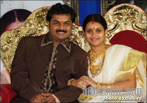 Kalyani Marriage With Surya Kiran