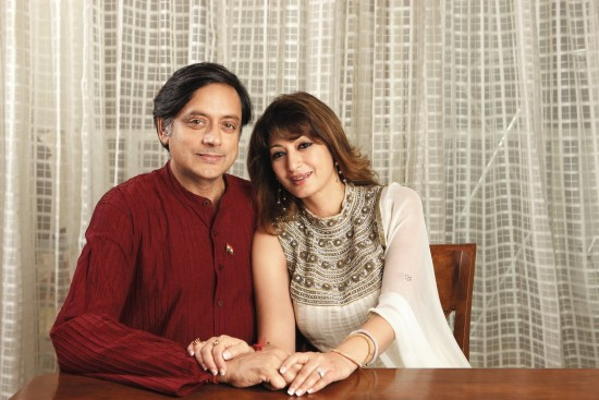 Sunanda Pushkar Married To Shashi Tharoor