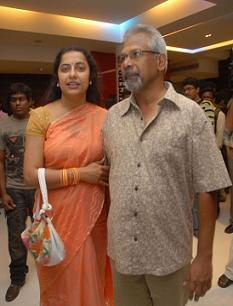 Mani Ratnam Tied The Knot With Suhasini