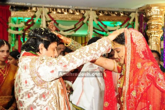 Deepa Reddy Marriage With Surender Reddy