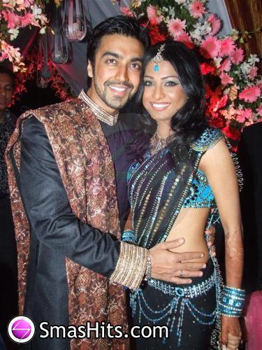 Aashish Chaudhary And Samita Bangargi Marriage Photos