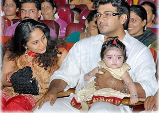 Ajith And Shalini Wedding Photos