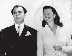 Rita Hayworth And Aly Khan Wedding Pics