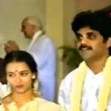 Wedding Pics Of Amala And Nagarjuna