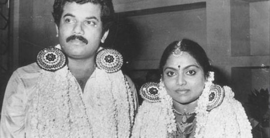 Malayalam Actor Mukesh And Saritha Wedding Pictures