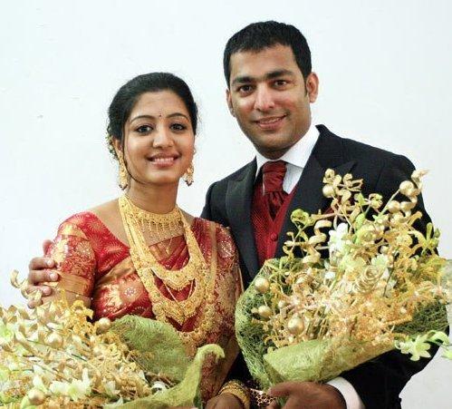 Ajilesh Chacko And Gopika Wedding Photos