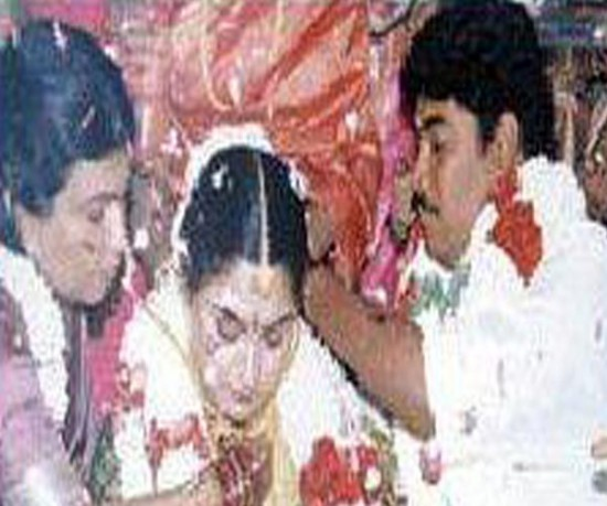 Sundar C And Kushboo Marriage Pictures