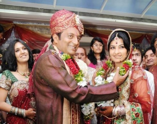 Pony Verma And Prakash Raj Second Marriage Photos