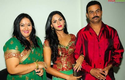 Tamil Actress Radha And Rajasekharan Marriage Photos