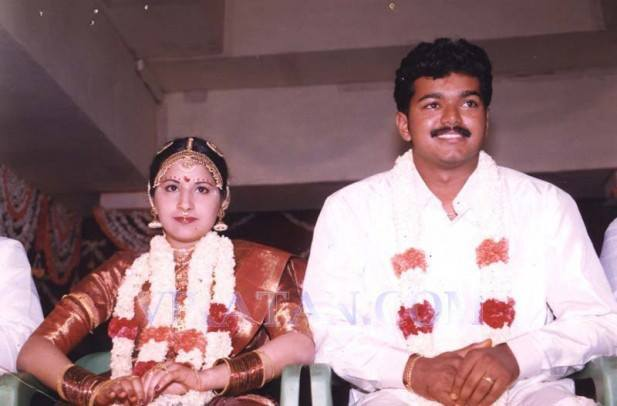 Vijay Sangeetha Sornalingam Marriage Photos