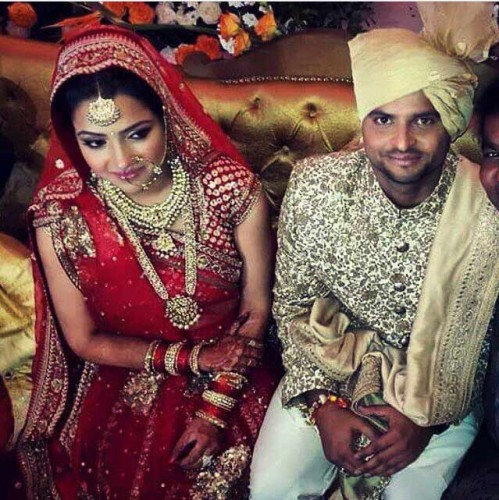 Marriage Story Of Priyanka Chaudhary And Indian Cricketer Suresh Raina