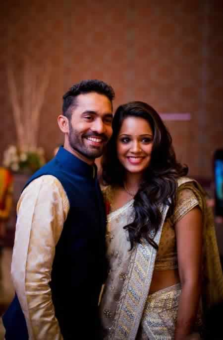 Cricketer Dinesh Karthik And  Dipika Pallikal  Marriage Photos