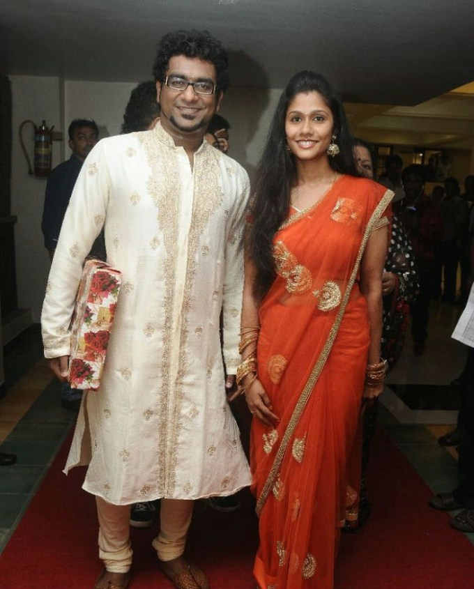 Pavitra And Singer Haricharan Marriage Photos