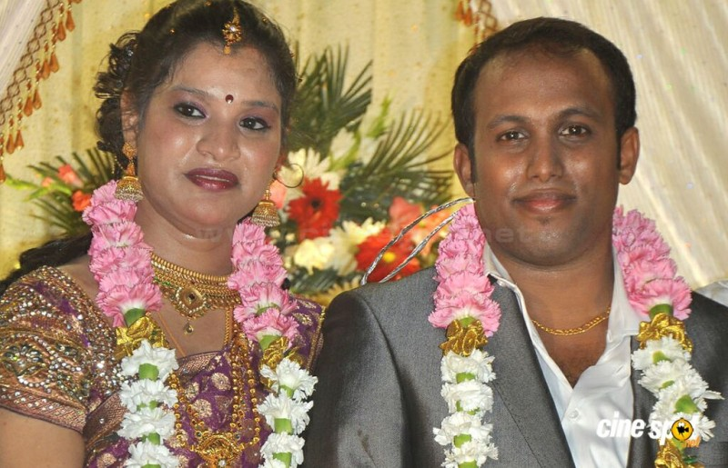 Actor Senthil Son Hemachandra Prabhu And Priyanka Marriage Photos