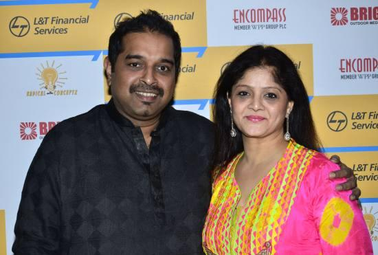 Sangeeta And Singer Shankar Mahadevan Marriage Photos